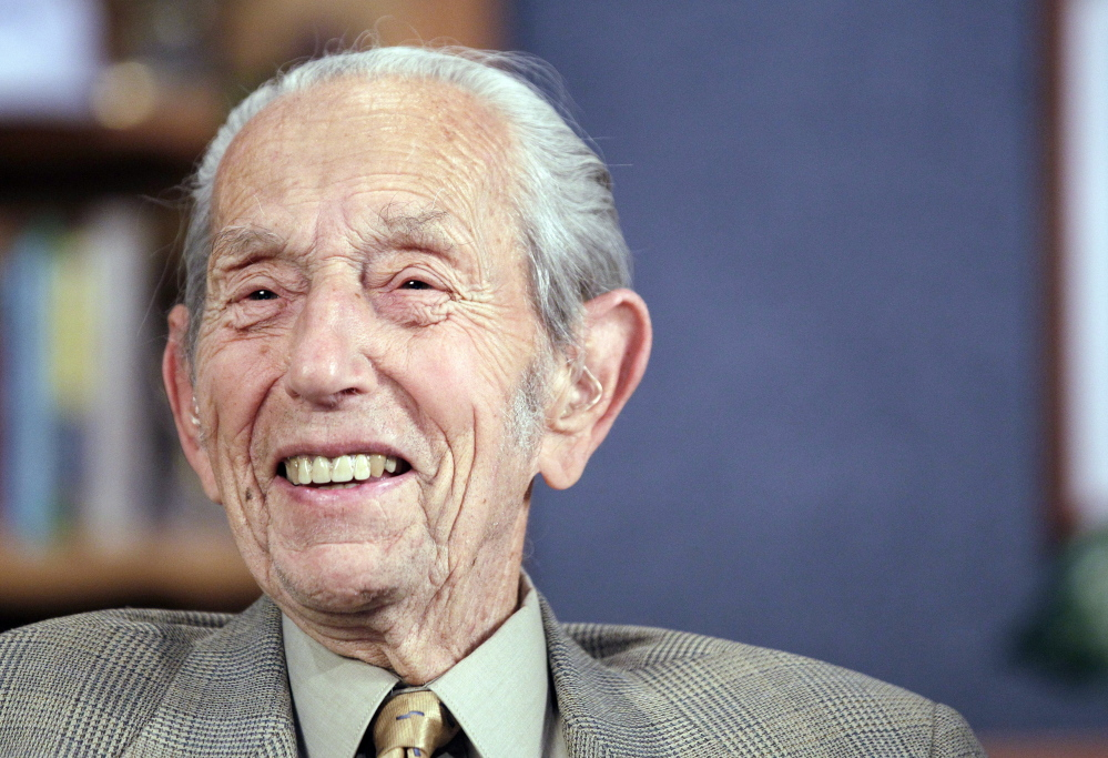 Harold Camping, who spread his doomsday message on his radio broadcasts and through thousands of billboards, died Sunday in California at age 92. He suffered a stroke in 2011.