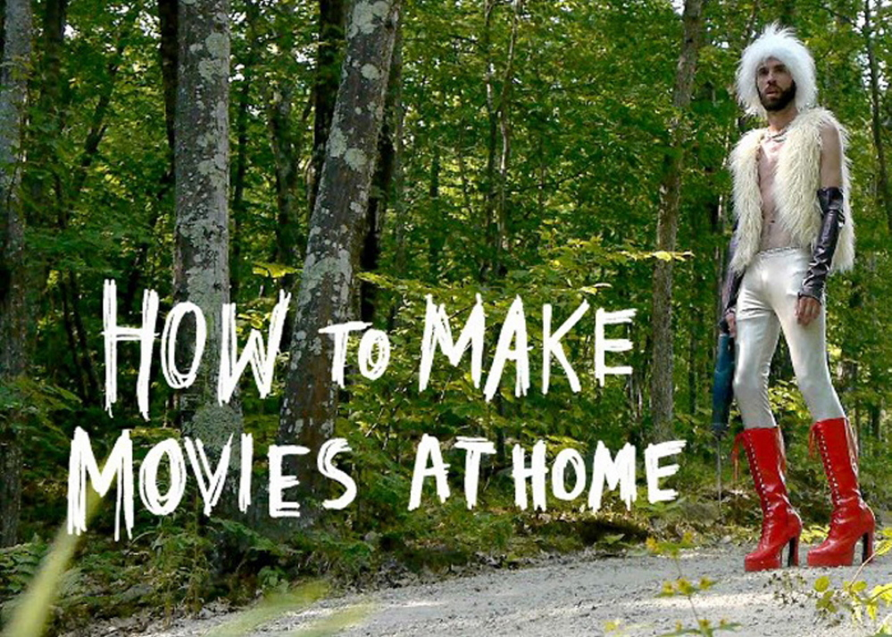 """How to Make Movies at Home,"" filmed in Maine, will be screened Thursday at Space in Portland."