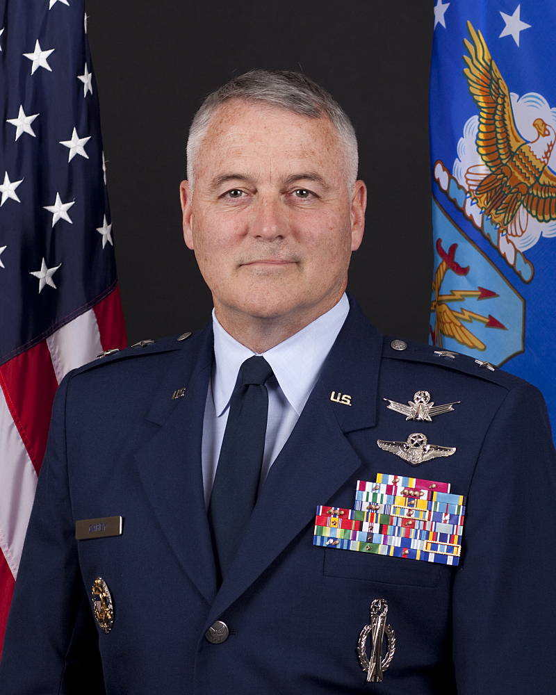 Maj. Gen. Michael J. Carey