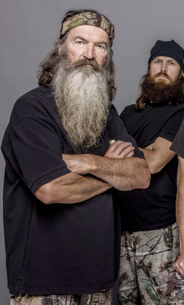 """Phil Robertson is on hiatus from the A&E series """"Duck Dynasty"""" after anti-gay remarks he made in a GQ magazine interview."""