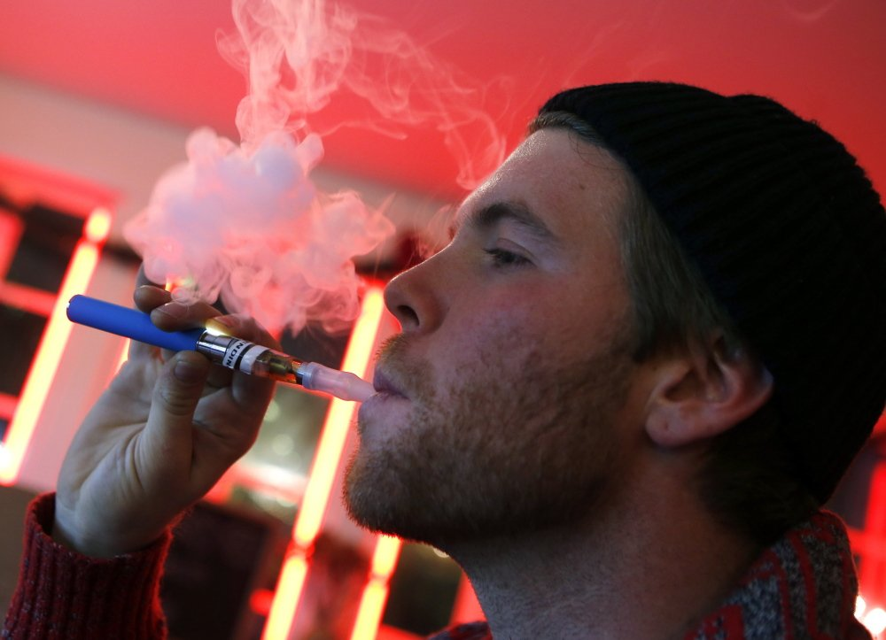 E-cigarettes are embraced by public health officials as a strategy to minimize harm rather than eliminate a behavior.