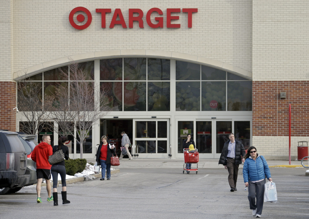 Target says that about 40 million credit and debit card accounts may have been affected by a data breach that occurred just as the holiday shopping season shifted into high gear.