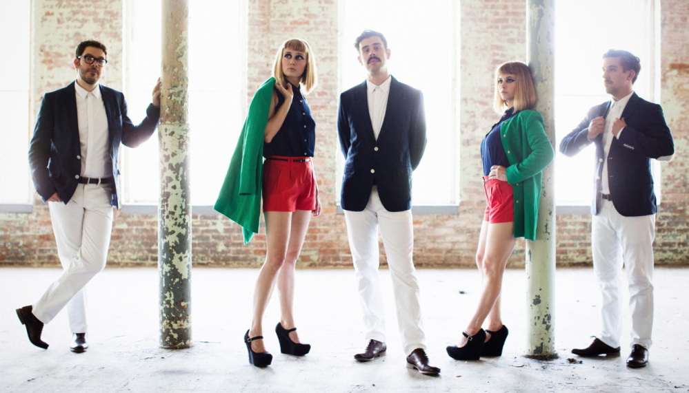 Lucius at Port City Music Hall stands out among favorite shows of the year.