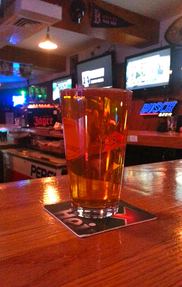 Get $1.50 cans and drafts from 4 to 6 p.m. daily at Mathew's.