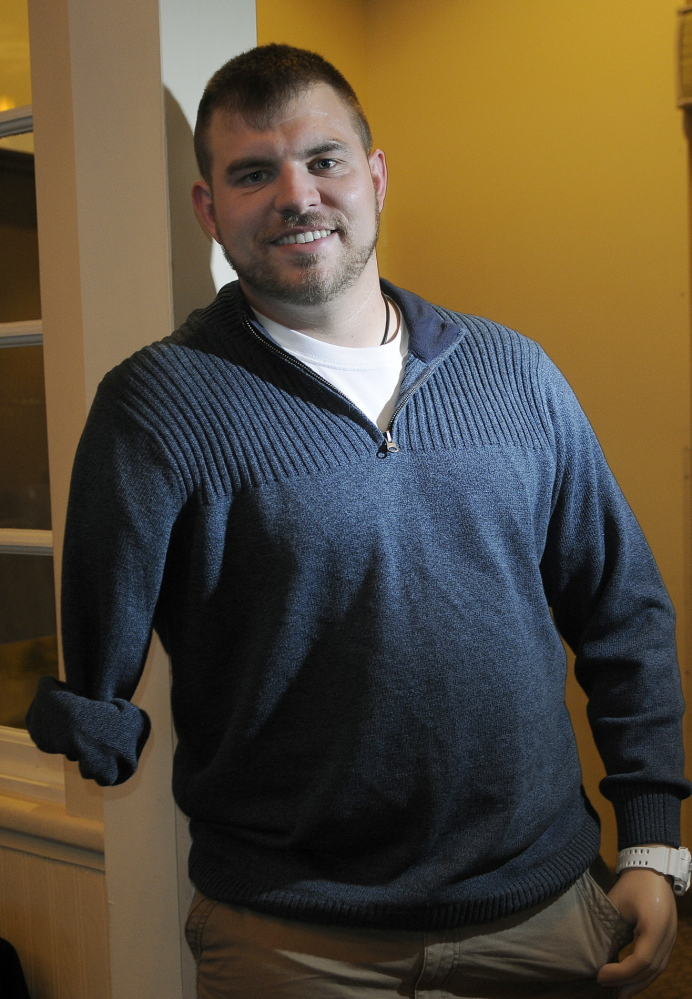 Former Staff Sgt. Travis Mills, who lost both arms and legs in combat in Afghanistan, is the subject of a documentary.