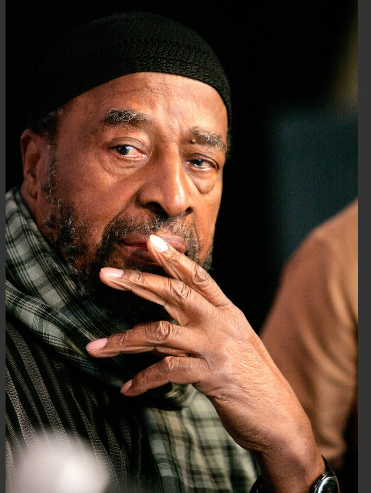 Yusef Lateef was one of the first musicians to incorporate world music into traditional jazz. He died Monday in Shutesbury, Mass.