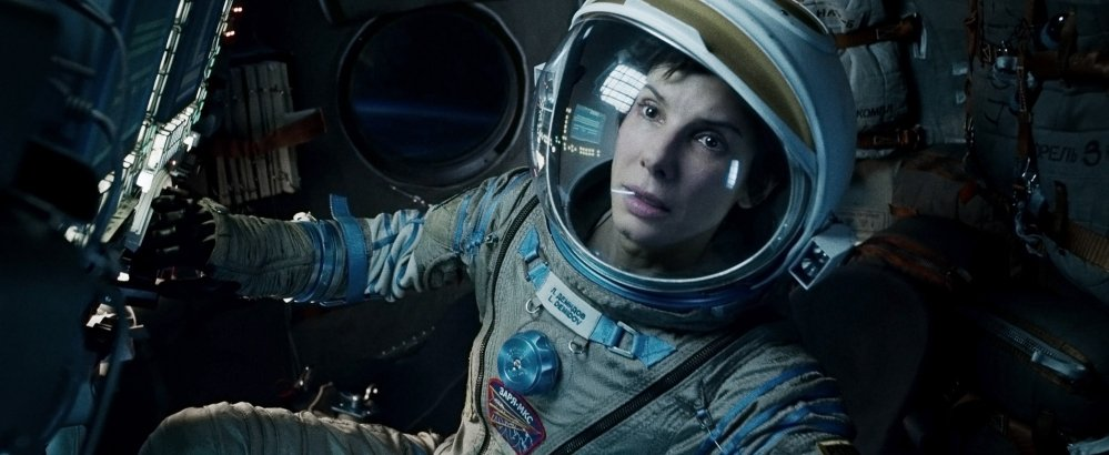 "Sandra Bullock stars in ""Gravity,"" the Warner Bros. space epic that has earned $254 million domestically so far. A strong holiday slate – ""The Hobbit,"" ""Nebraska,"" ""Dallas Buyers Club"" and ""Mandela"" – is also boosting the year's box-office total."