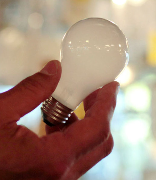 The Jan. 1 phaseout of old-style 40- and 60-watt bulbs is the third step in the change to more efficient forms of lighting.