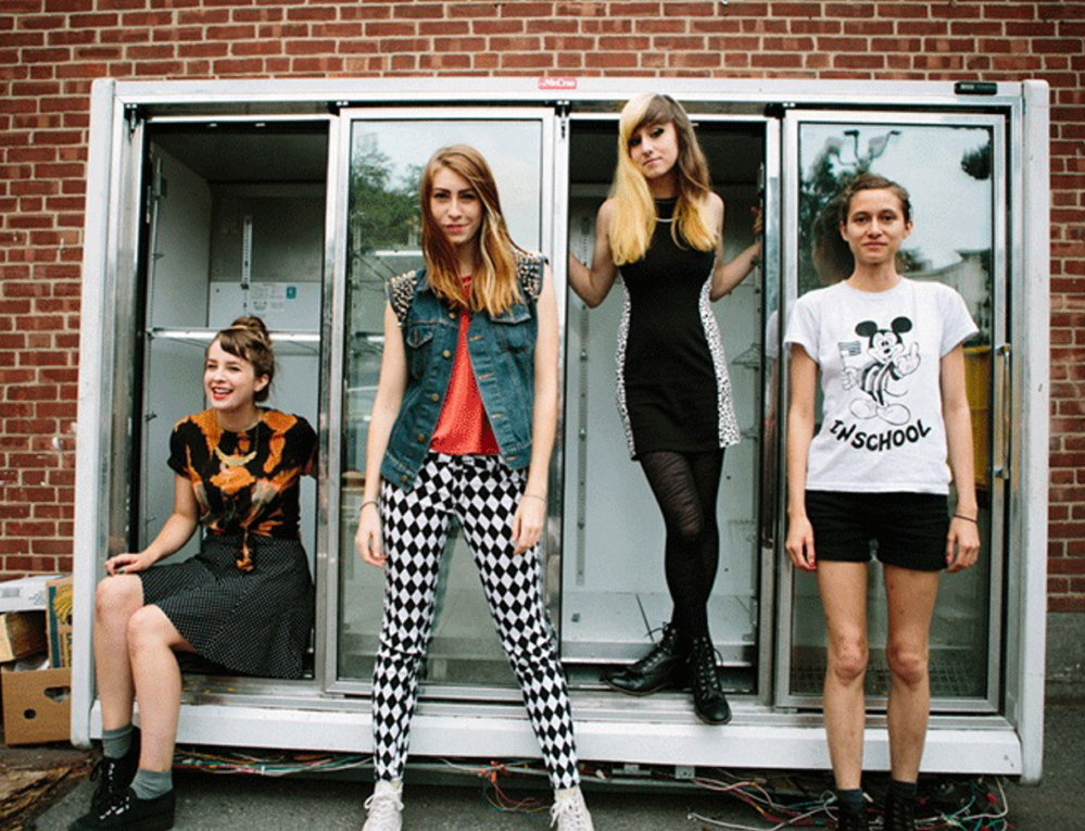 Potty Mouth is at Space in Portland on Saturday.