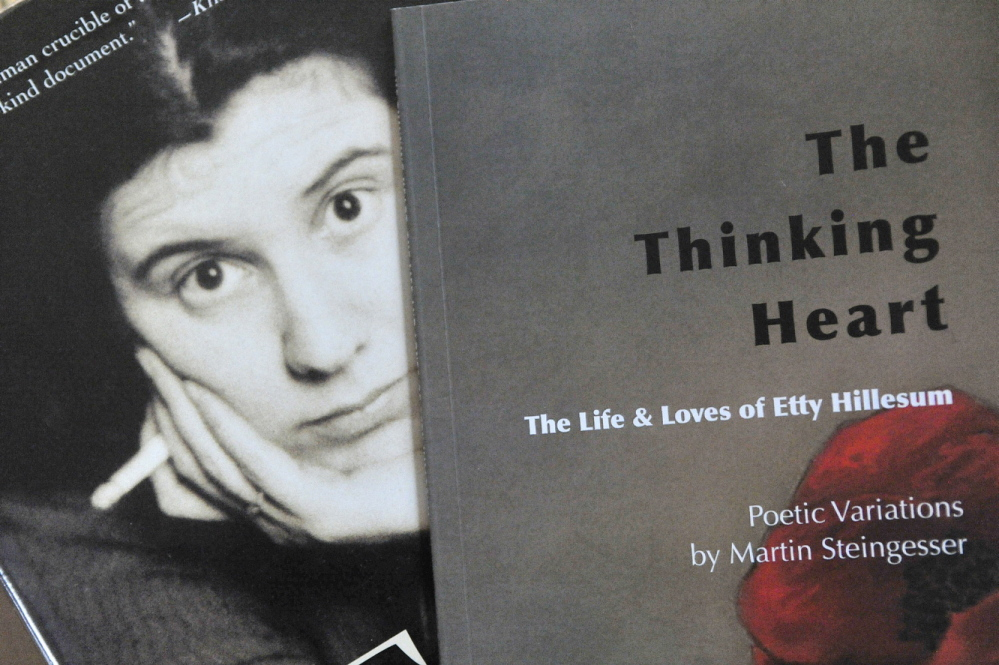 """The Thinking Heart"" is a poetic telling of Hillesum's story. This year marks the 100th anniversary of her birth."