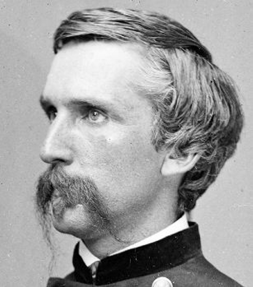 Joshua Chamberlain is credited with keeping the peace during the Twelve Days uprising in 1879-80.
