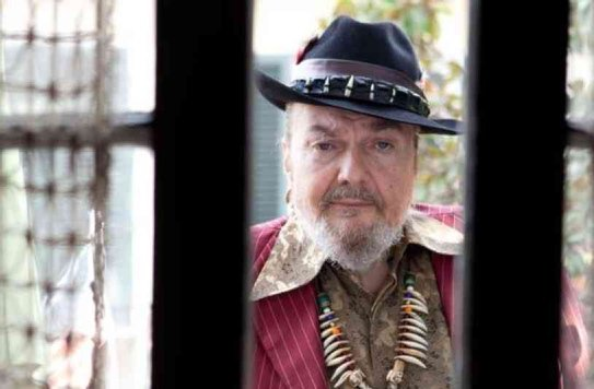 Dr. John is at Asylum in Portland on Feb. 15.