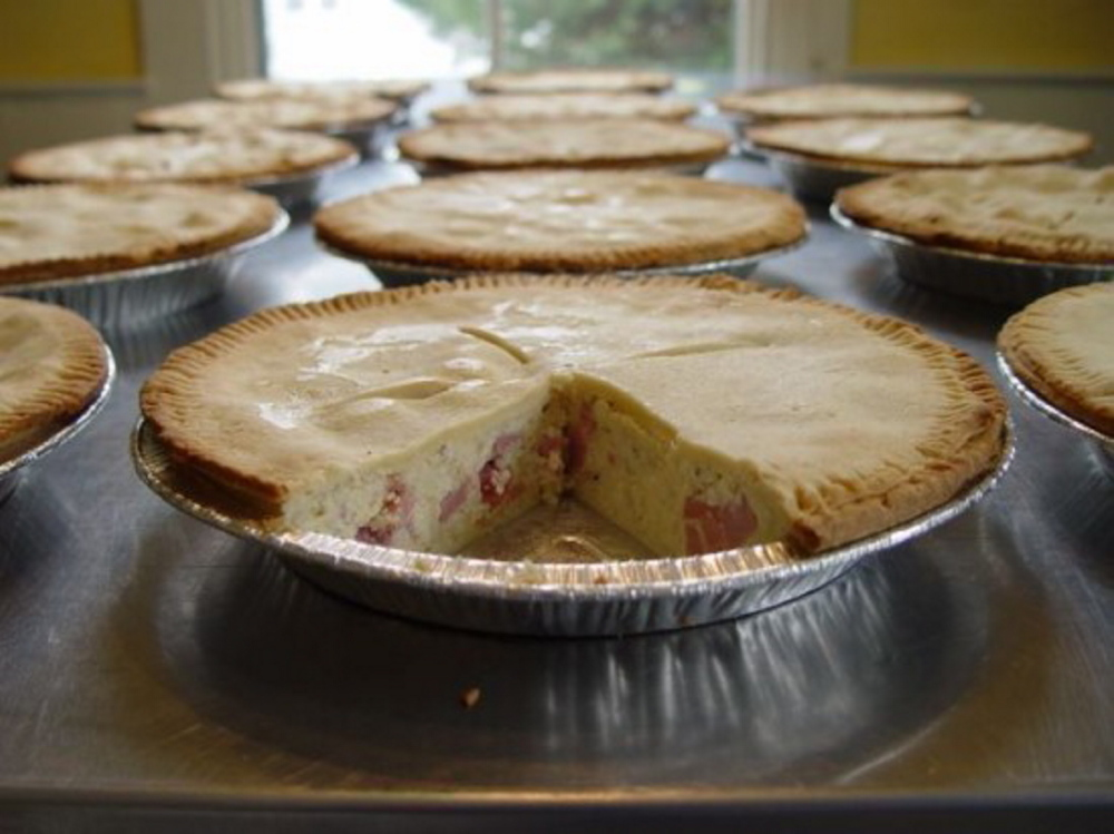 Pies on Parade in Rockland on Jan. 26 features 25 venues serving sweet and savory pies. All proceeds from the event will benefit the Area Interfaith Outreach Food Pantry.