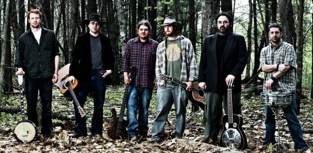 The Mallett Brothers Band plays The Strand Theatre in Rockland on Saturday with North of Nashville.