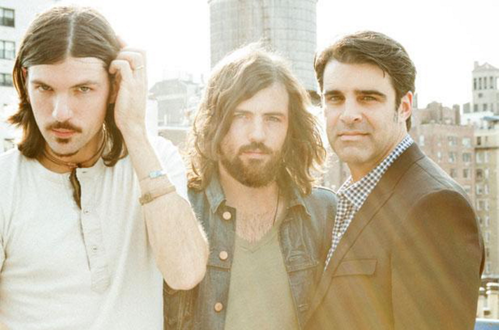 The Avett Brothers are at the Cumberland County Civic Center with Old Crow Medicine Show on March 3. Tickets go on sale Friday.
