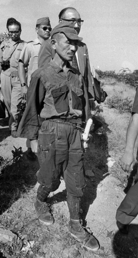 Hiroo Onoda, 91, fought WWII for an extra 29 years - The ...