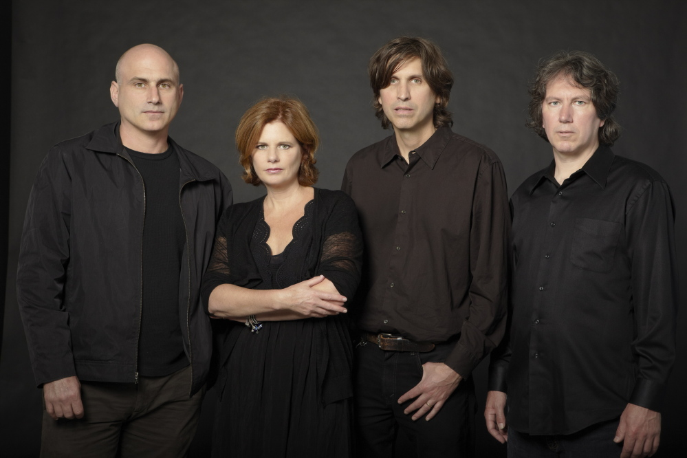 Cowboy Junkies are at Stone Mountain Arts Center in Brownfield on March 7.