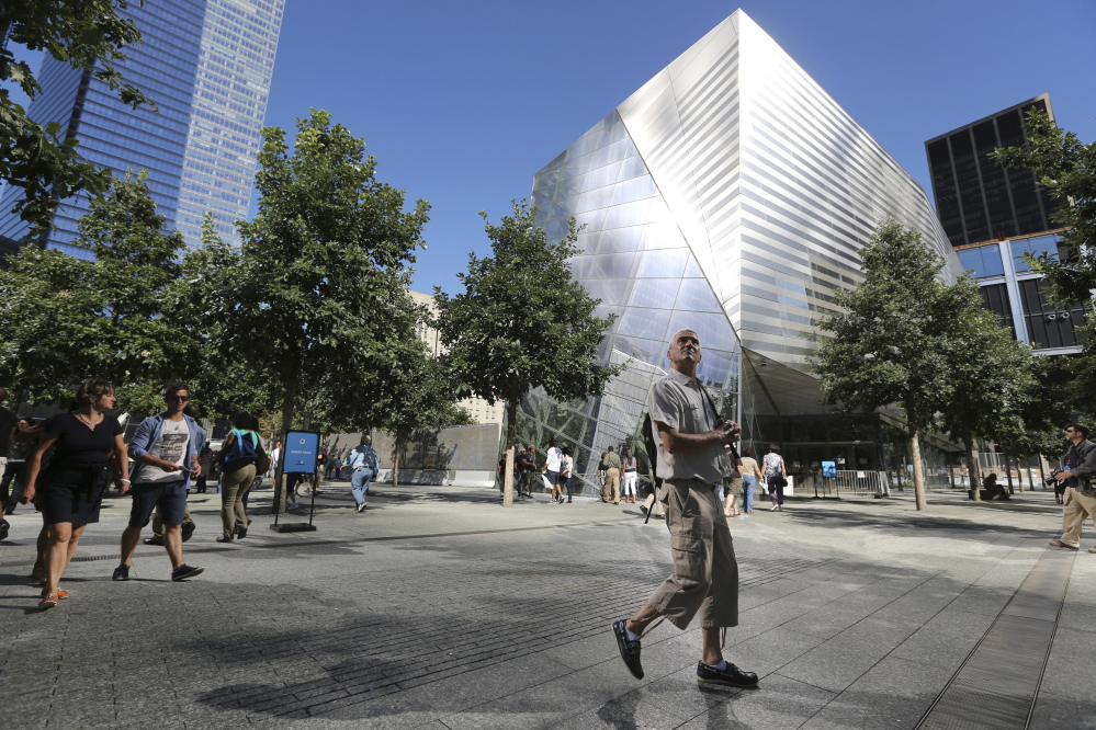 The National September 11 Memorial and Museum will open its doors to visitors in May, but entry will come at a price: $24 per person, except on Tuesday evenings.