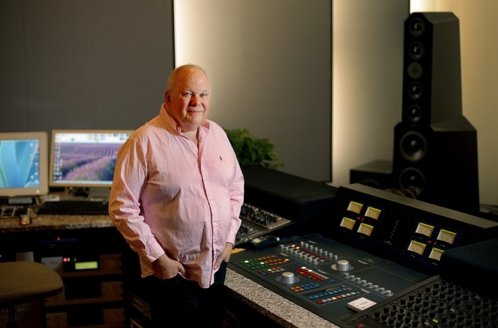 "Bob Ludwig of Gateway Mastering in Portland says he was pretty excited to learn he has five Grammy nominations this year. ""This will never happen to me again,"" he said. He plans to attend the awards ceremony Sunday night in Los Angeles."