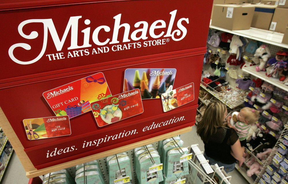 Michaels stores investigating possible data breach the for Michaels craft store corporate office