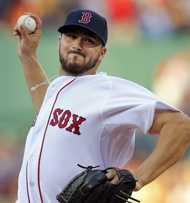 Brandon Workman began 2013 with the Portland Sea Dogs and ended it as one of Boston's key relievers in the postseason.