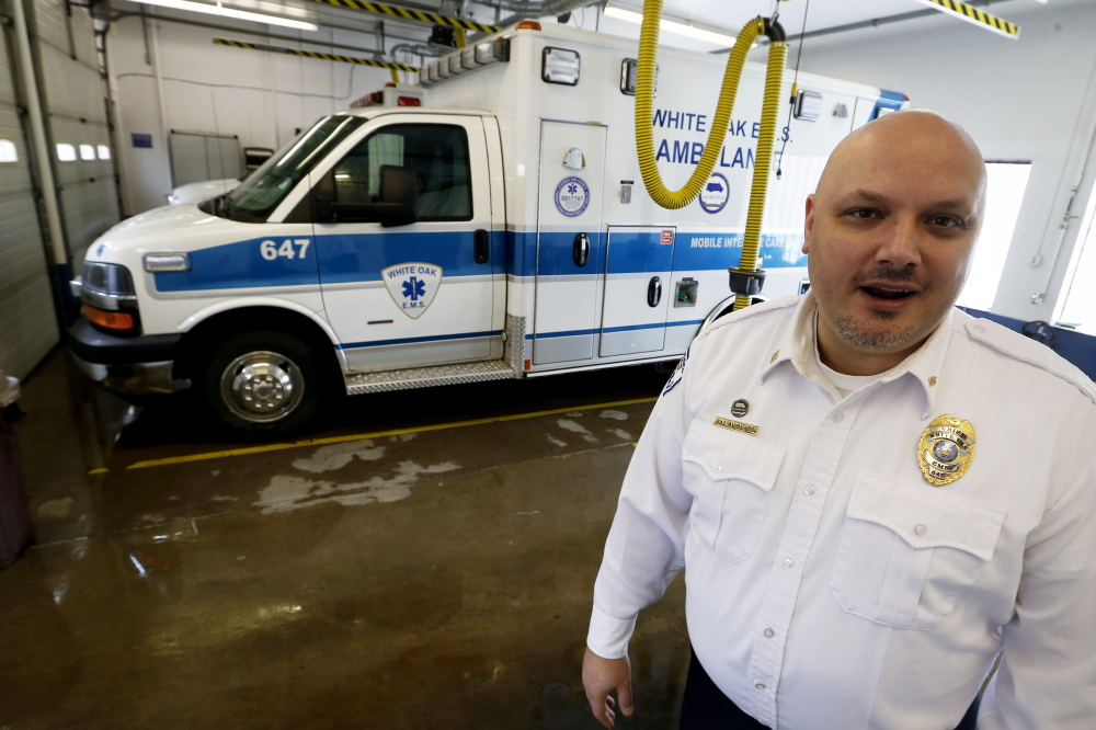 A dispute involving DirecTV and The Weather Channel has put a focus on the importance of timely weather information for people like Paul Falavolito, the chief of a small ambulance service in Pennsylvania.
