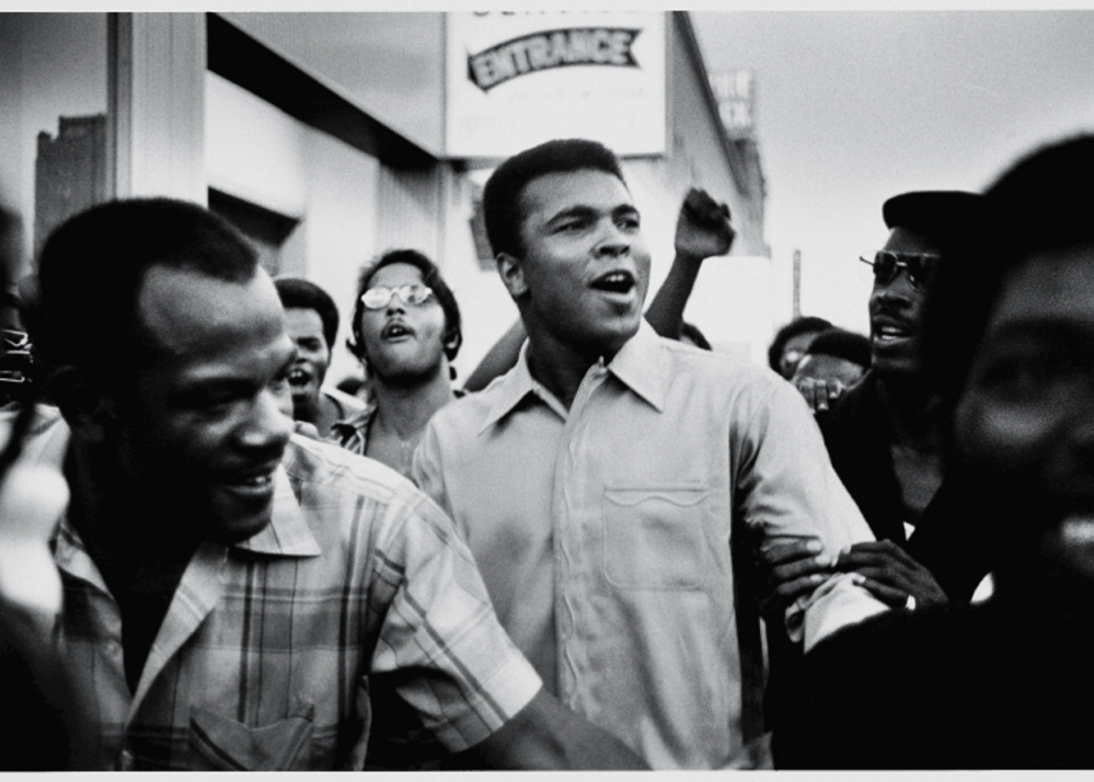 "The documentary ""The Trials of Muhammad Ali"" will be screened at Space Gallery in Portland on Wednesday."