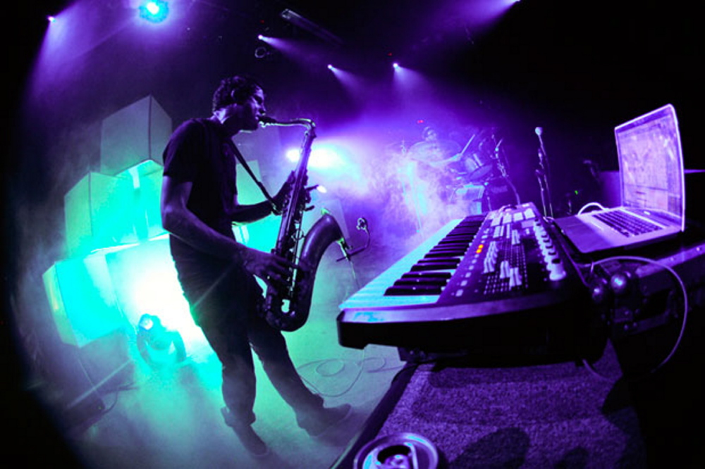 Big Gigantic comes to Portland's State Theatre on Wednesday.