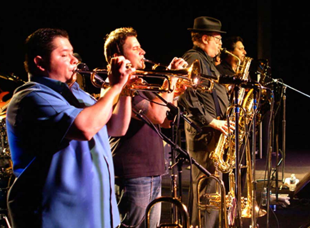 Tower of Power will play at Asylum in Portland on Sunday.