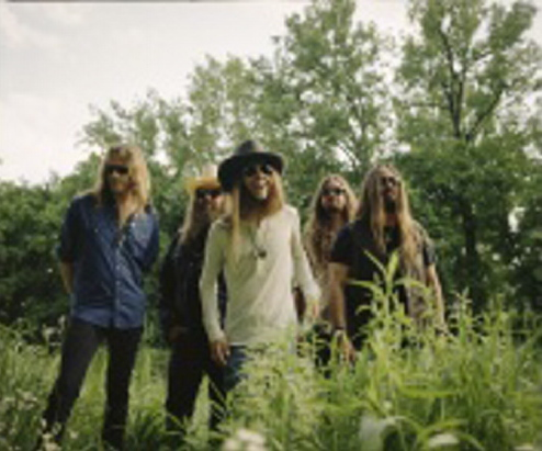Southern rockers Blackberry Smoke are at the State Theatre in Portland on Sunday.