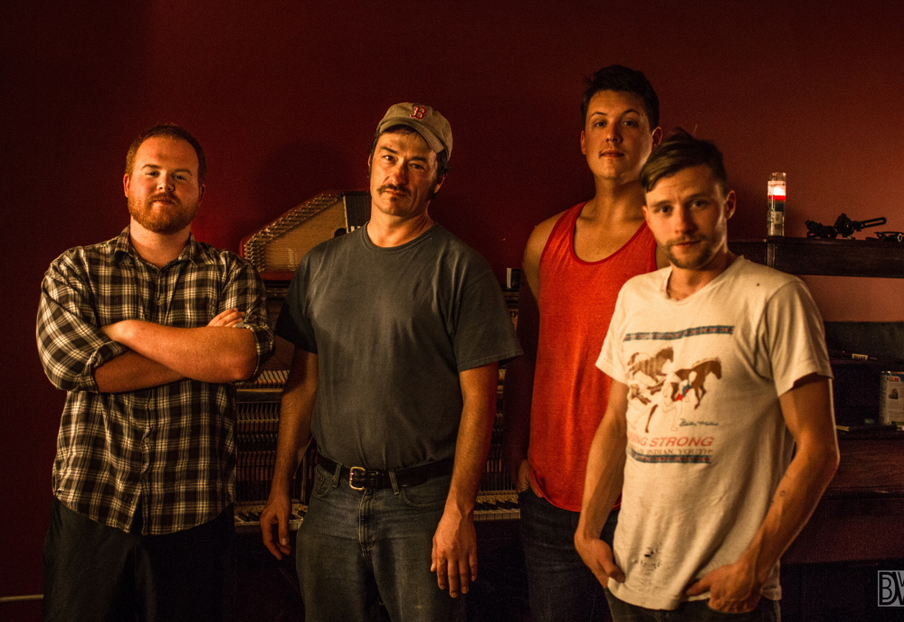 "The Ghost of Paul Revere will be at Port City Music Hall Friday night to release their new CD, ""Believe."""
