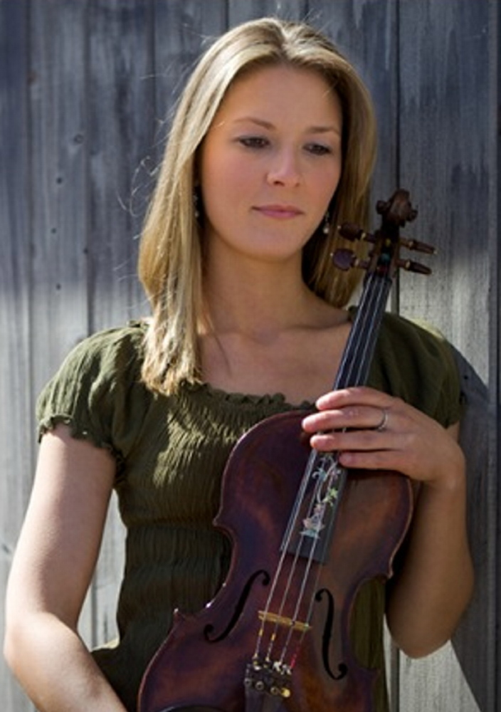 Erica Brown and the Bluegrass Connection will be playing March 15 at One Longfellow Square.
