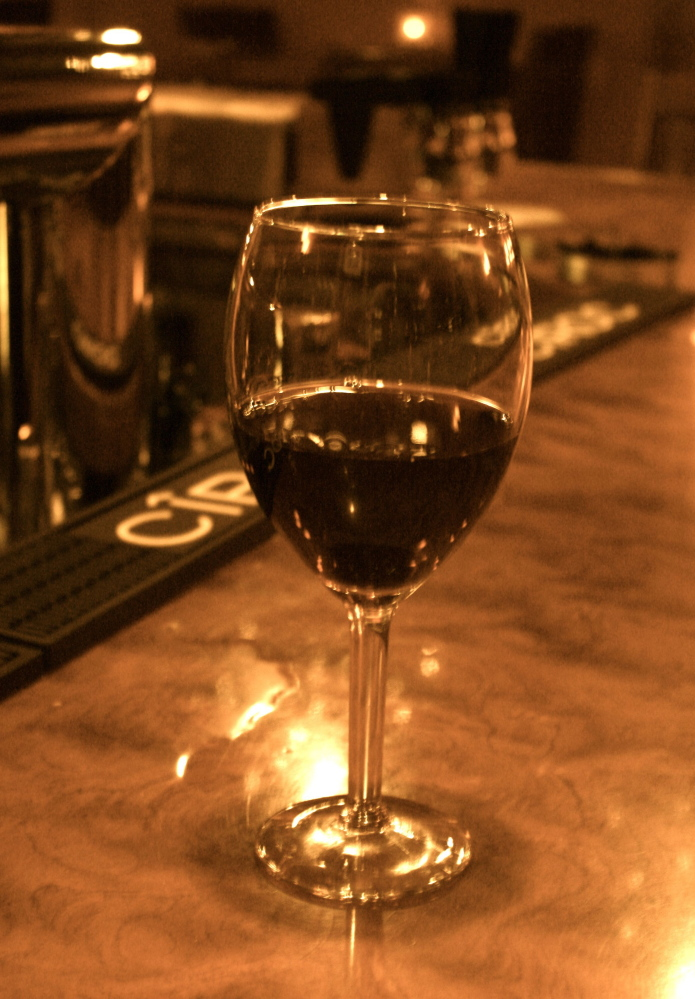 There are more than 500 wines by the bottle and 40 by the glass.