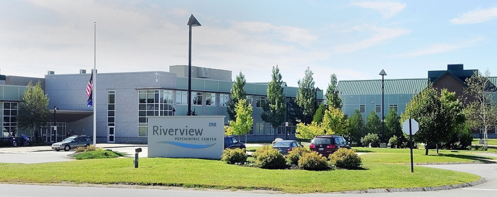 The Riverview Psychiatric Center is on Hospital Street, on the east side of Augusta.
