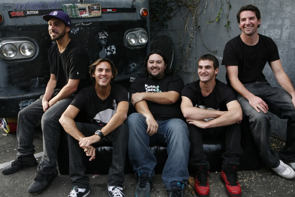 The reggae outfit Iration is at Port City Music Hall in Portland on Feb. 27.