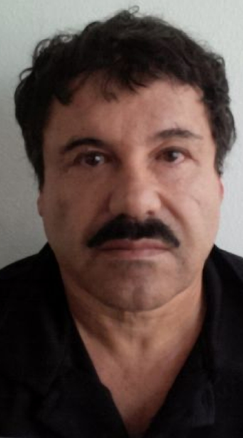 """Joaquin """"El Chapo"""" Guzman, the leader of the Sinaloa Cartel, is in Mexican custody after 13 years on the run, narrow escapes from the military, law enforcement and rivals."""