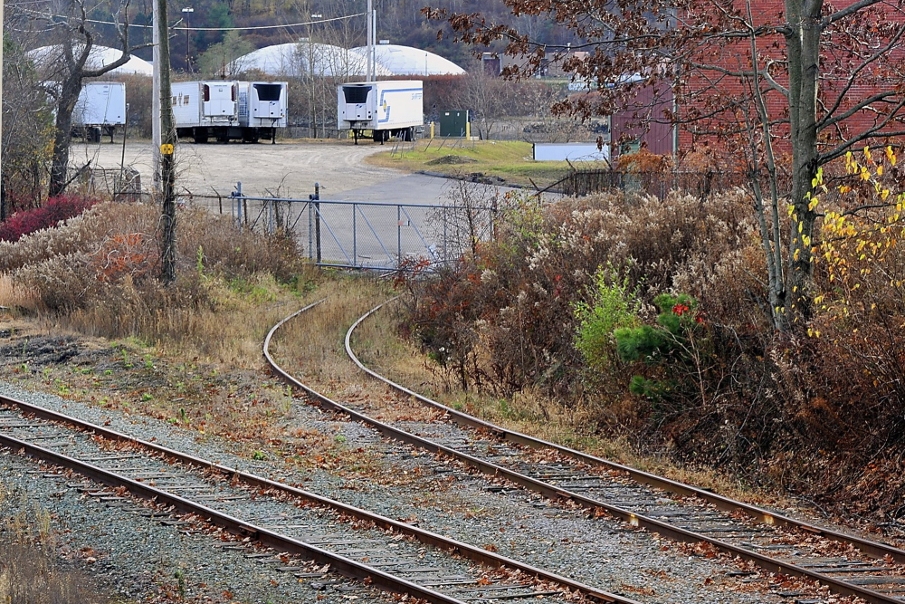 The rails leading to B&M, the only customer on the rail line from Auburn to Portland, are too expensive to maintain for one shipper, the railroad says.