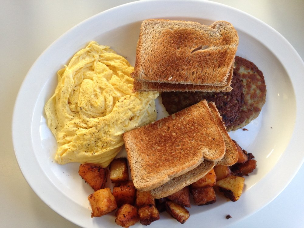 Guidi's Diner in Westbrook serves up a tasty homemade breakfast at a great price.