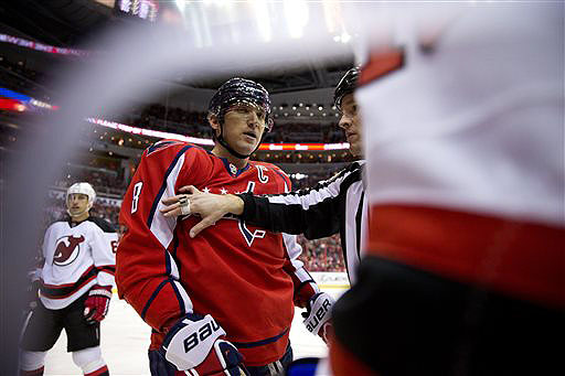 "Washington Capitals right wing Alexander Ovechkin is Russia's highest-profile winter athlete. ""I don't feel pressure right now because I'm here,"" he said last week back in the United States. ""But I'm sure as soon as I go into Sochi I'm going to feel it."""
