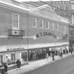 Flashback photo of Grant's Department Store, 510 Congress Street, shown on its opening day on March 12, 1942.