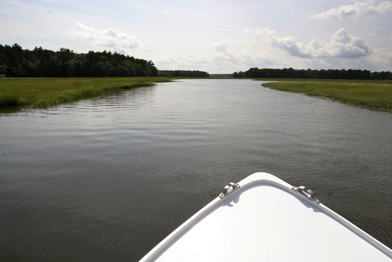 The U.S. House passed a bill Tuesday evening asking the federal government to determine whether the York River should be the second waterway in Maine to be given a special status as a wild or scenic river. Gregory Rec
