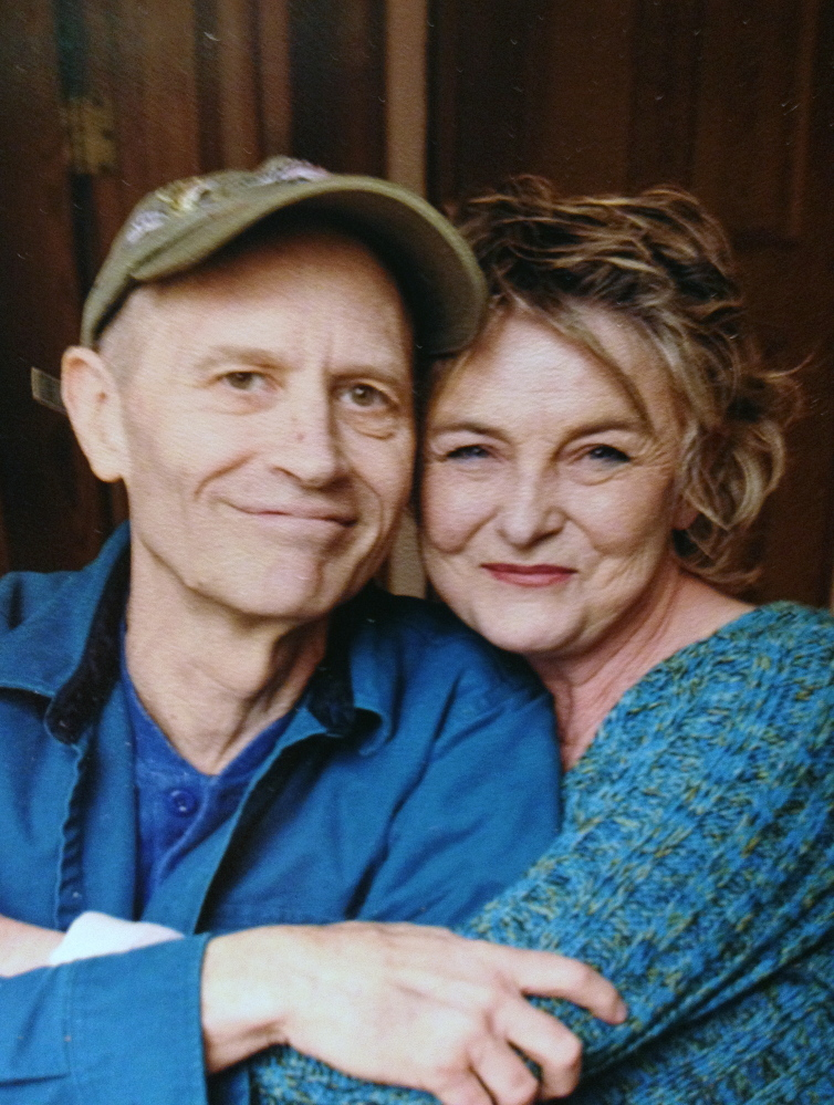 "Jerry and Karmo Sanders celebrated 42 years of marriage before he died of colon cancer in May 2013 at the age of 63. They co-wrote a musical, ""Gold Rush Girls,"" that Karmo is trying to take to Broadway."
