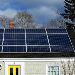 A well-timed incentive could get Maine out of last place in New England for installed solar power.