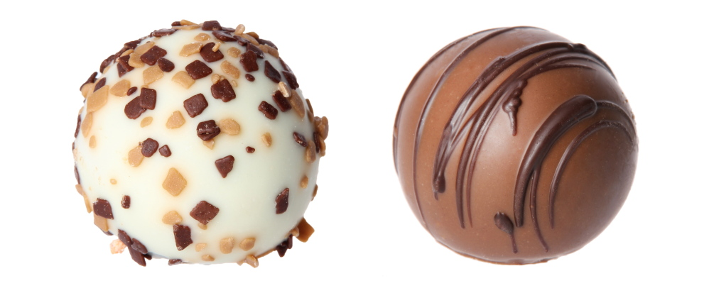 Quick fix: Chocolate, always. And forever.