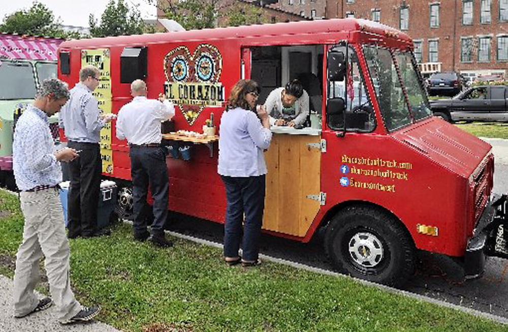 Start your engines: The phenomenon that is Portland's food-truck scene resumes shortly.