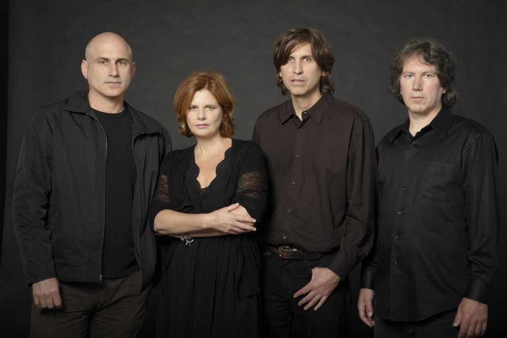 Cowboy Junkies, who played alt-country in the '80s before it was a thing, play the Stone Mountain Arts Center in Brownfield on Friday.