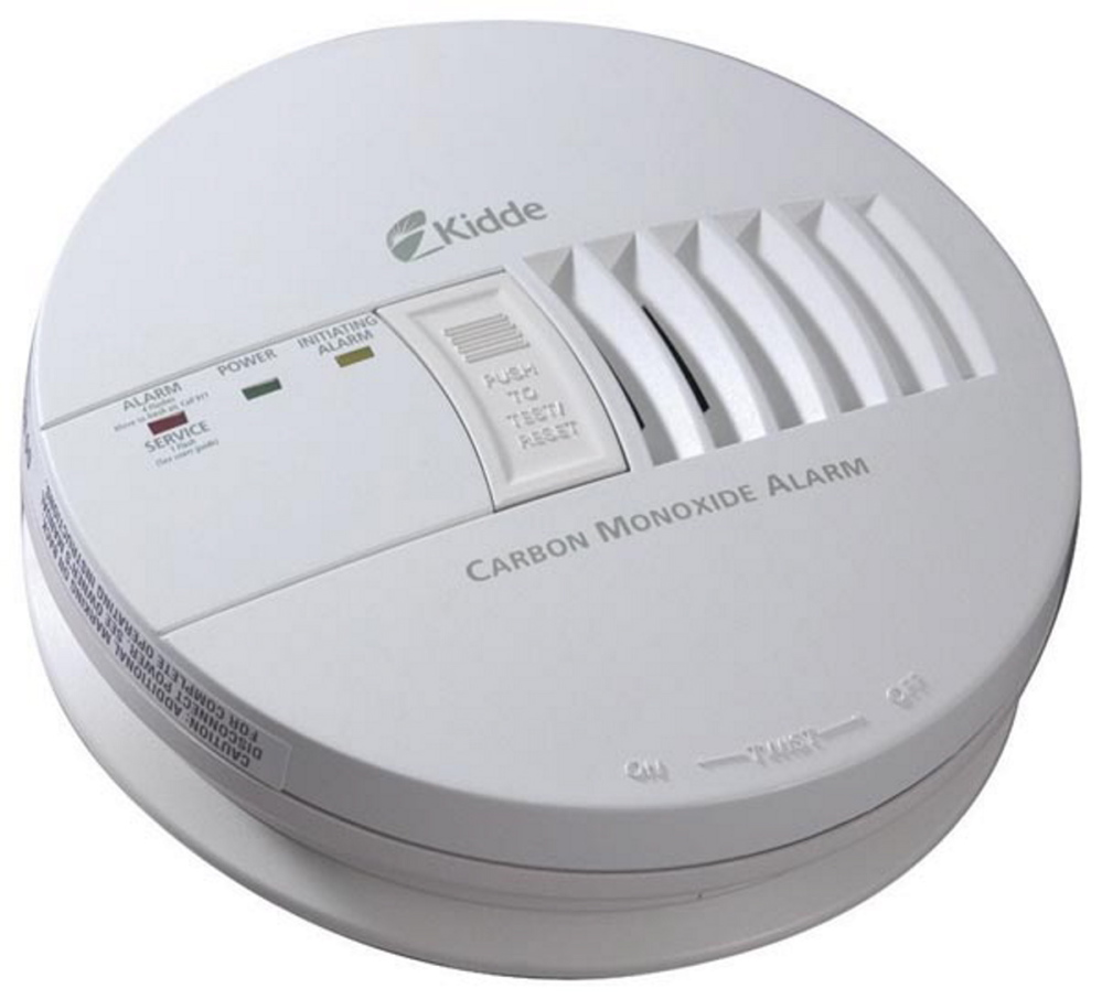 Carbon monoxide dectectors are proven lifesavers.