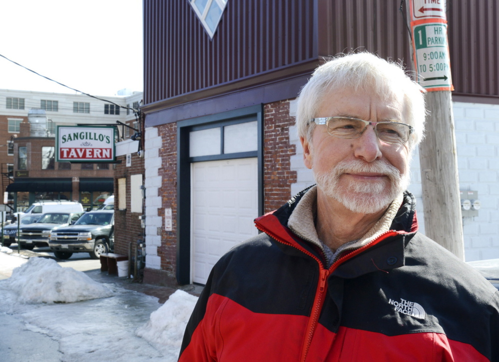 "Dean Bingham, owner of Dean's Sweets near Sangillo's on Hampshire Street, said he hasn't noticed problems at the bar. ""It's sort of an institution in the 'hood,"" he said Monday."