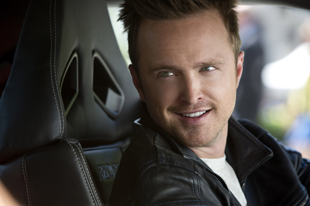 Aaron Paul also stars.
