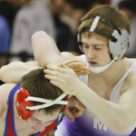 Cody Hughes of Marshwood went undefeated in Maine this season, winning the 160-pound class for his third straight state title, then reached the New England final before suffering a 2-1 loss in overtime to the Massachusetts champion.